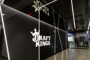 DraftKings HQ Entrance